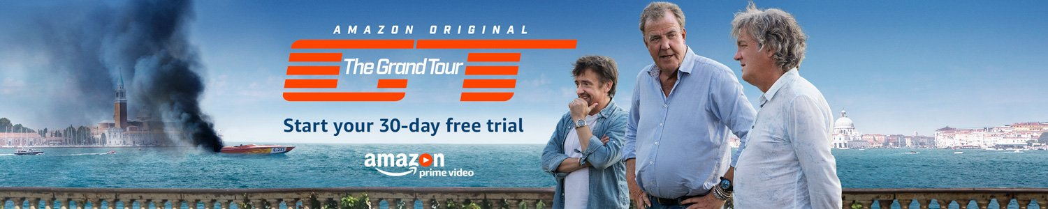 The Grand Tour - Amazon Prime Video